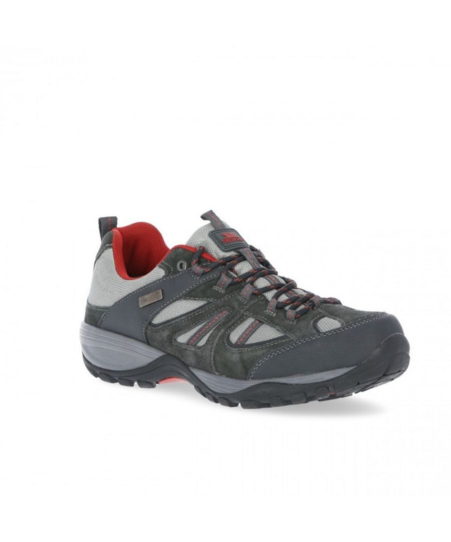 Image for Trespass Mens Benjamin Waterproof Breathable Walking Shoes