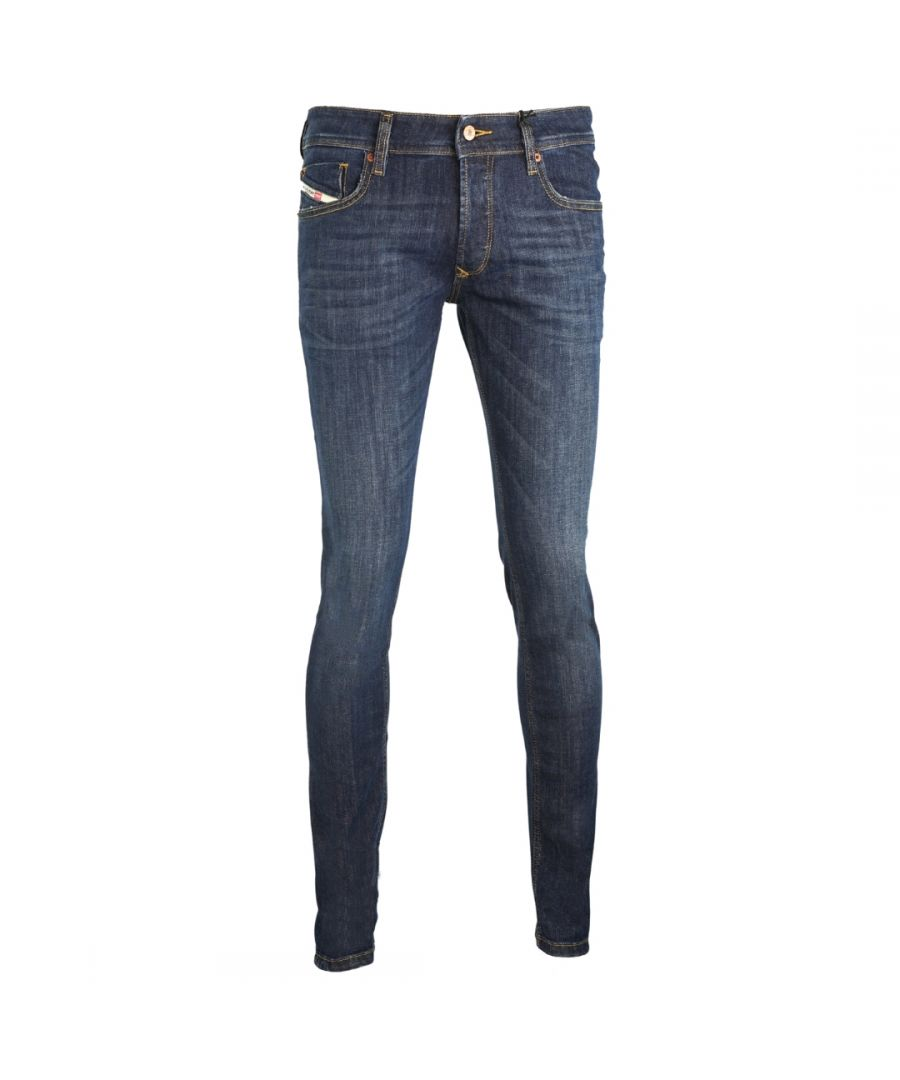 Image for Diesel Troxer RM020 Jeans