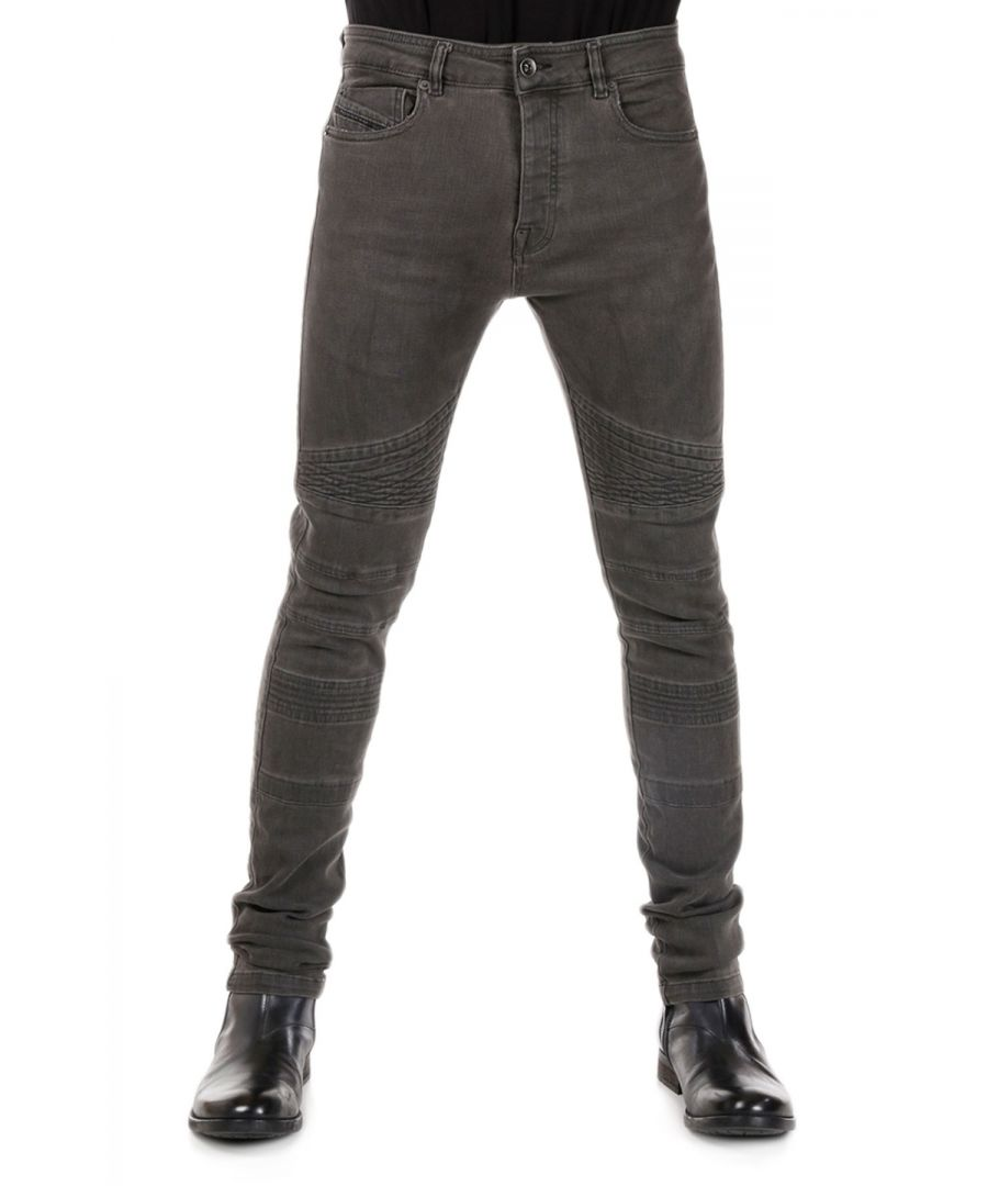 Image for Diesel Black Gold Type-255 BG89I Jeans