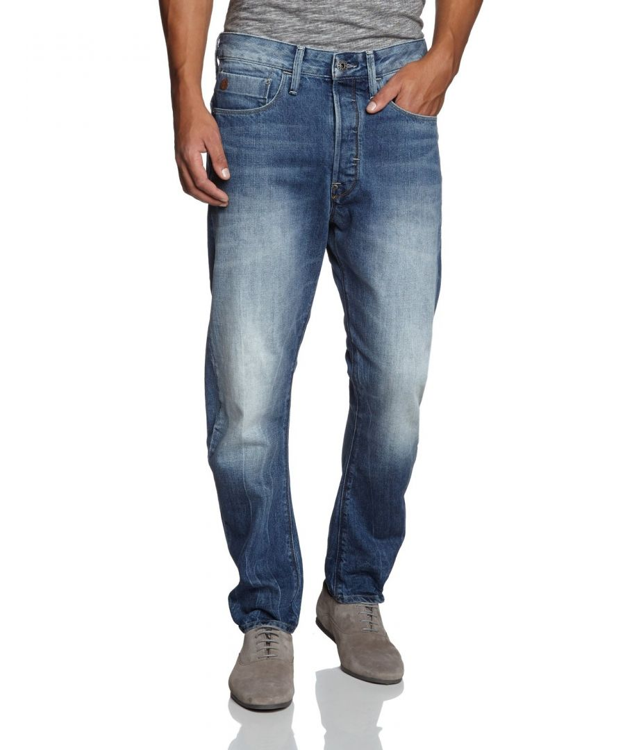 Image for G-Star Type C Medium Aged Nuke Denim Jeans