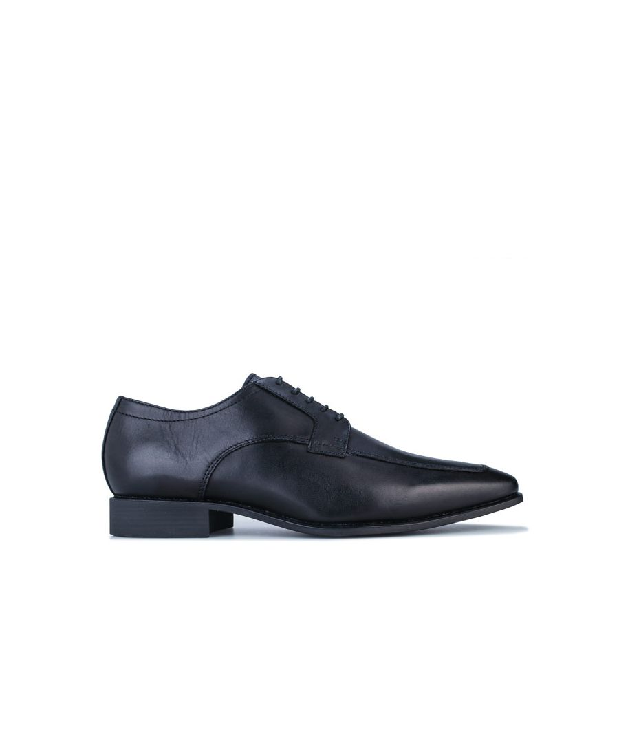 Image for Men's Geox High Life Lace Up Shoes in Black