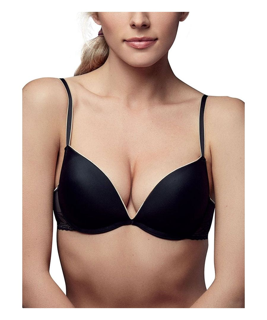 Image for Soft Comfort Push Up Bra