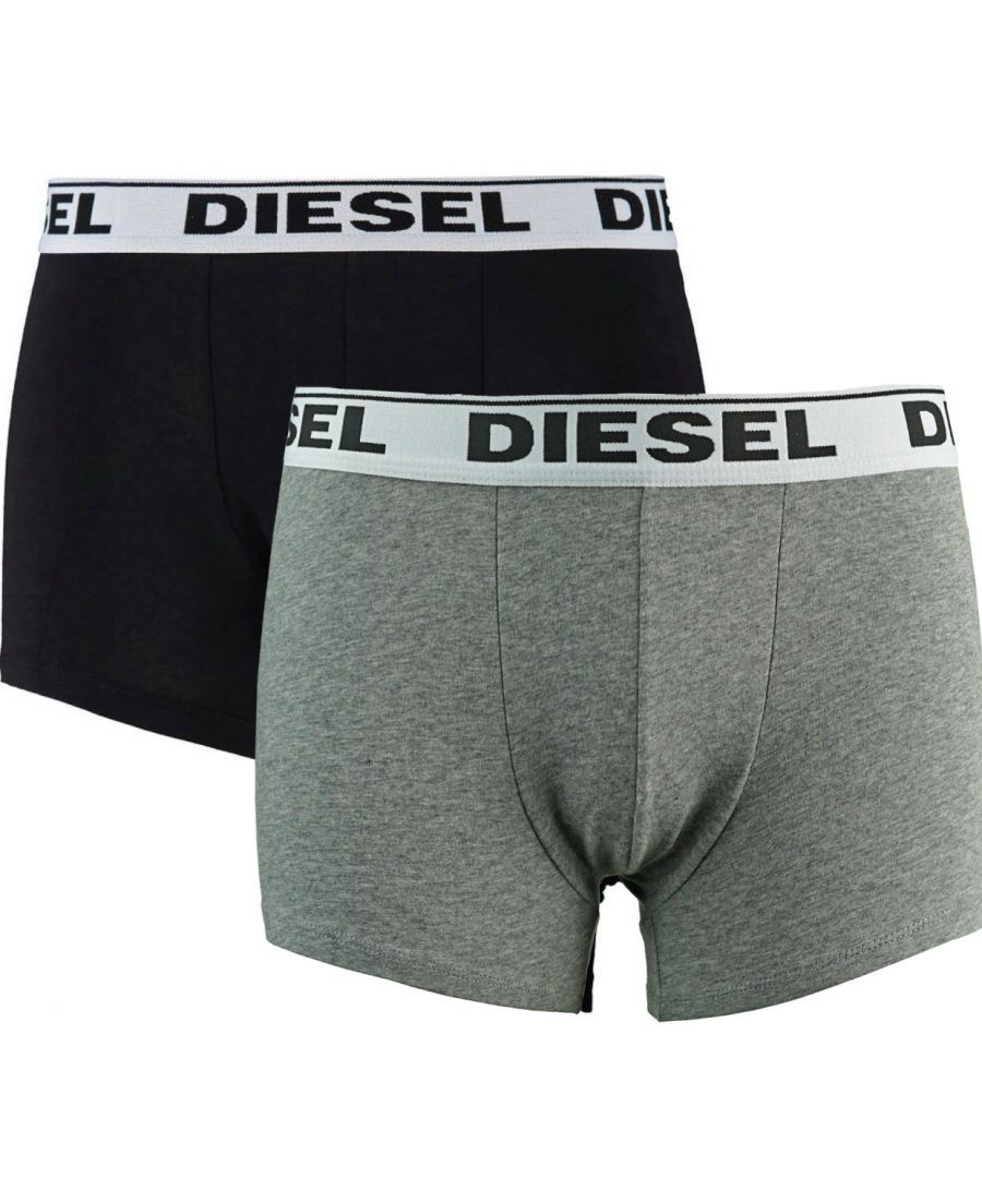 Image for Diesel UMBX-KORY E4102 Boxer Shorts Two Pack