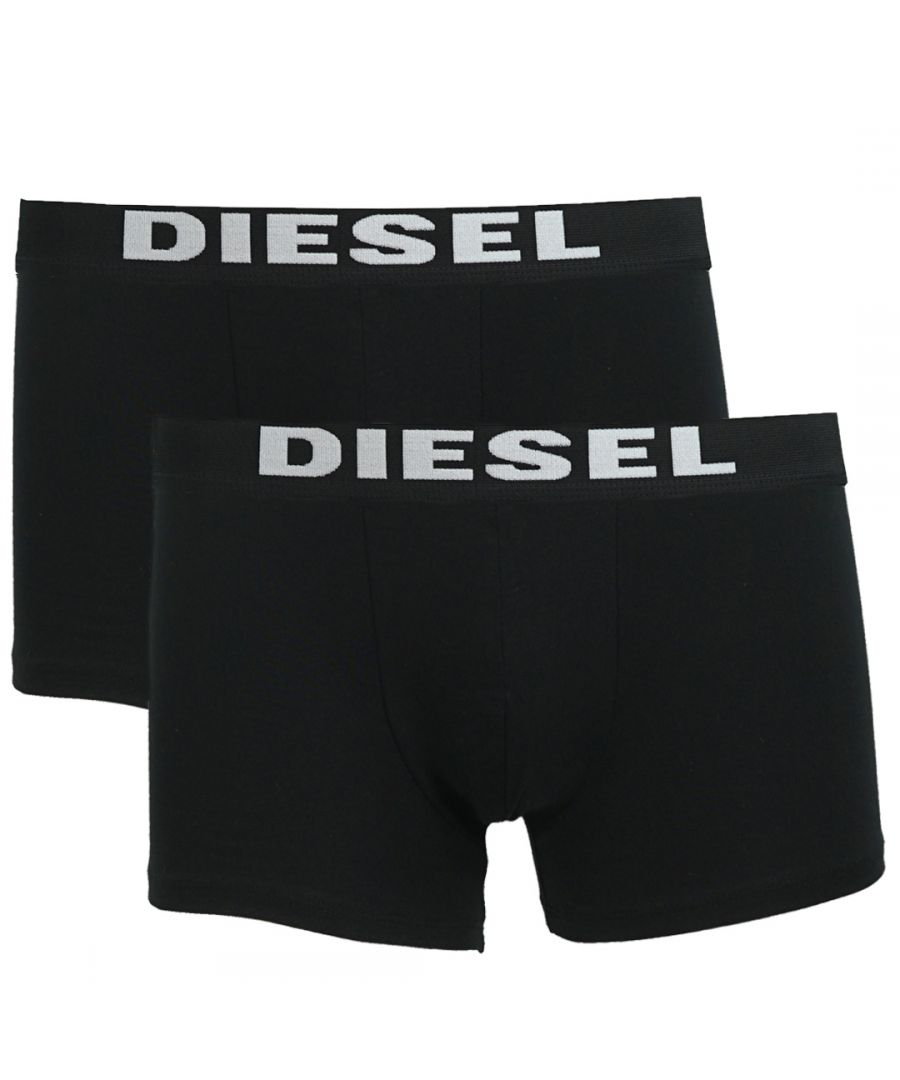Image for Diesel UMBX-ROCCO 01 Boxer Shorts Two Pack
