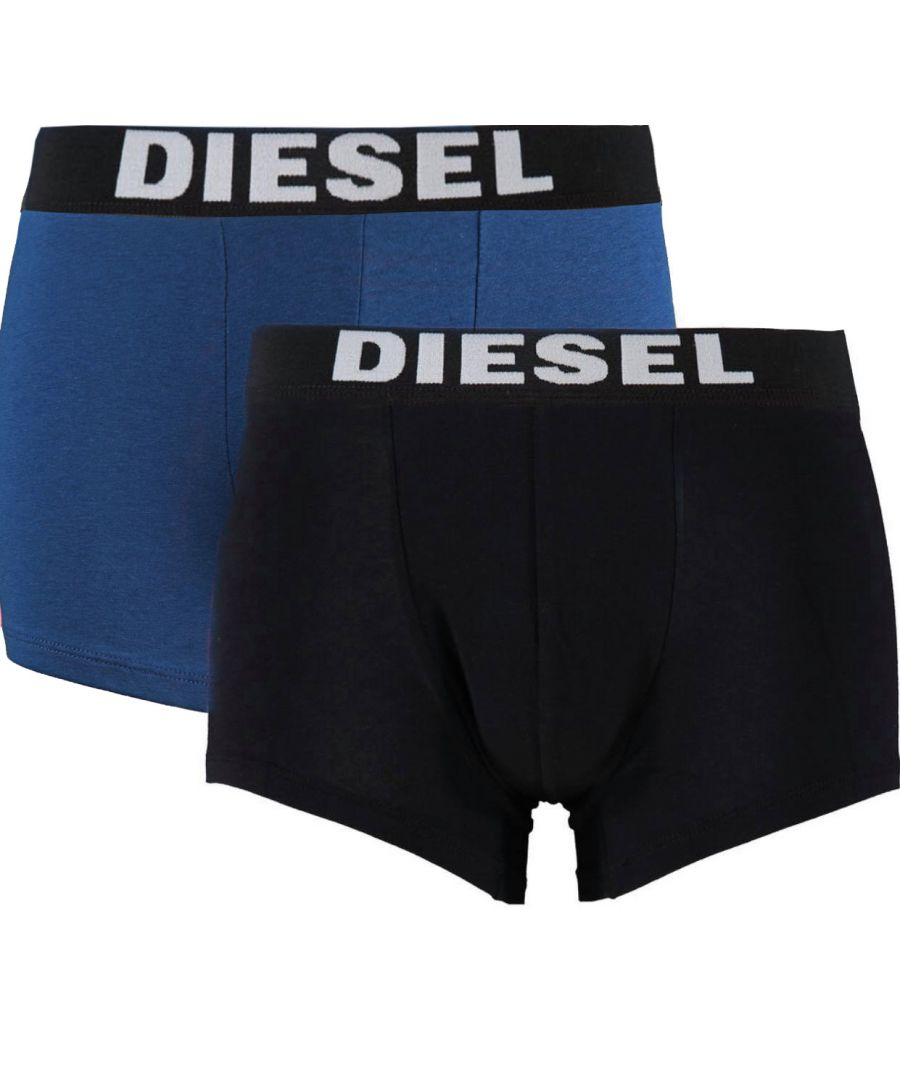 Image for Diesel UMBX-ROCCO 04 Boxer Shorts Two Pack