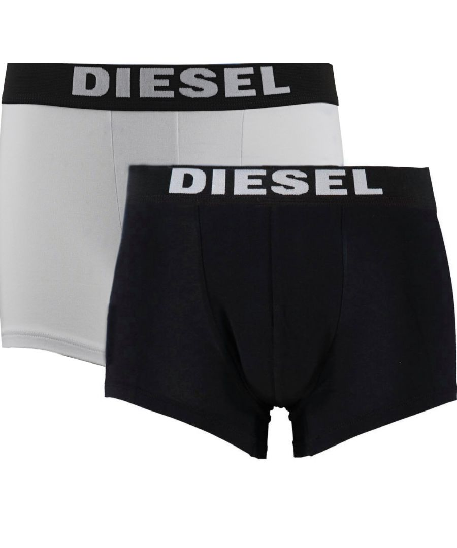 Image for Diesel UMBX-ROCCO 23 Boxer Shorts Two Pack