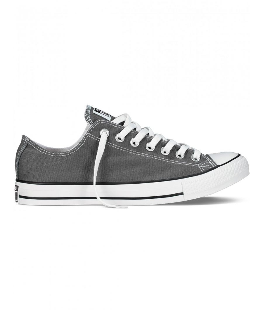 Image for Converse All Star Unisex Chuck Taylor Low Top - Charcoal