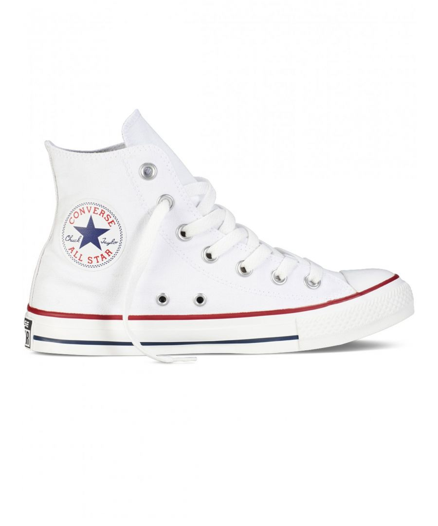 Image for Converse All Star Unisex Chuck Taylor High Tops - White