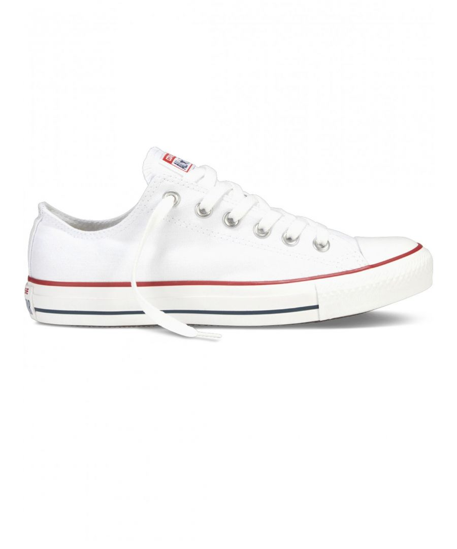 Image for Converse All Star Unisex Chuck Taylor Low Top - White