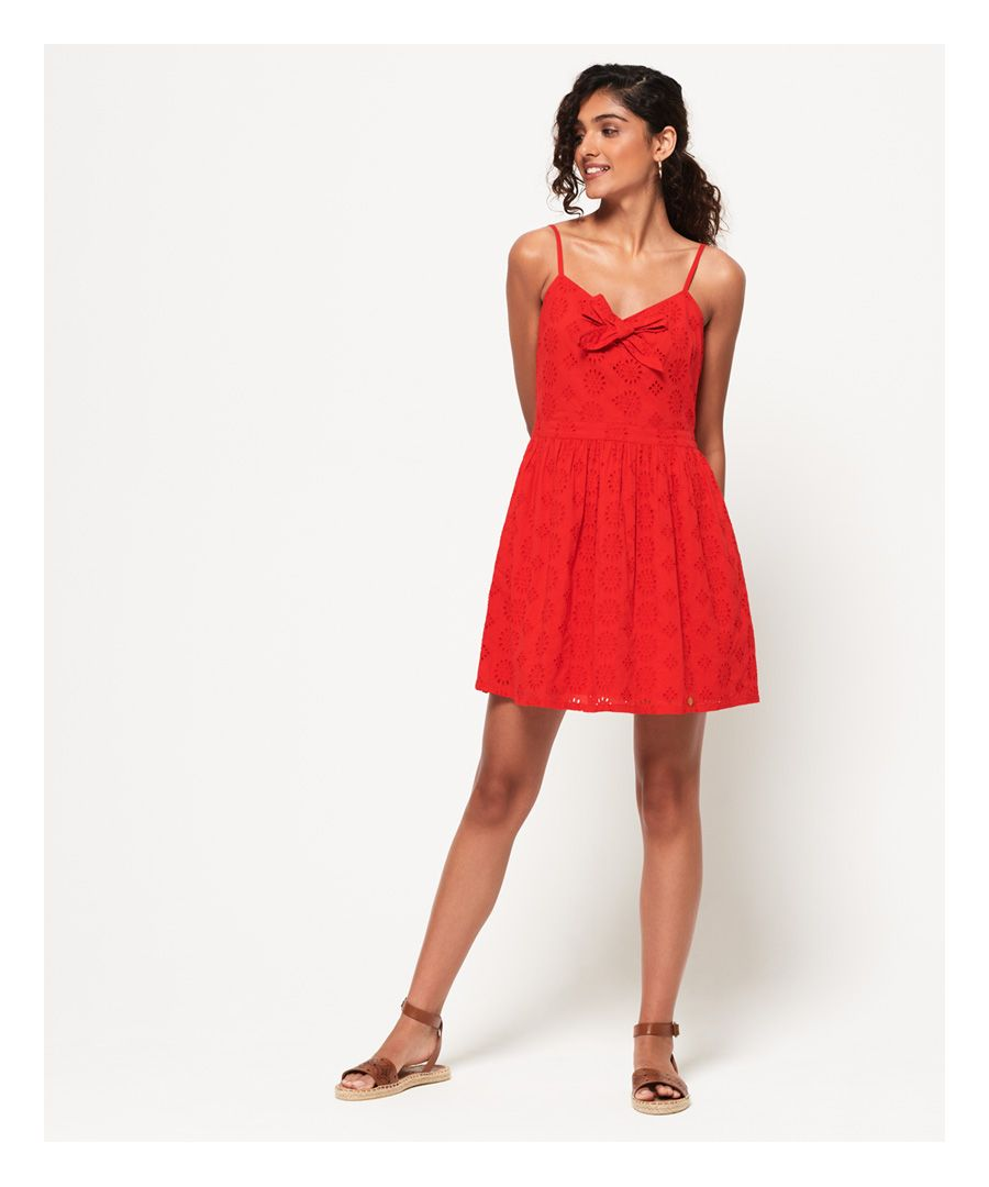 Image for Superdry Alice Knot Dress