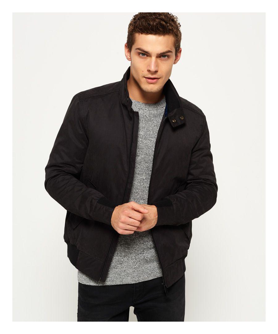 Image for Superdry Nordic Harrington Jacket