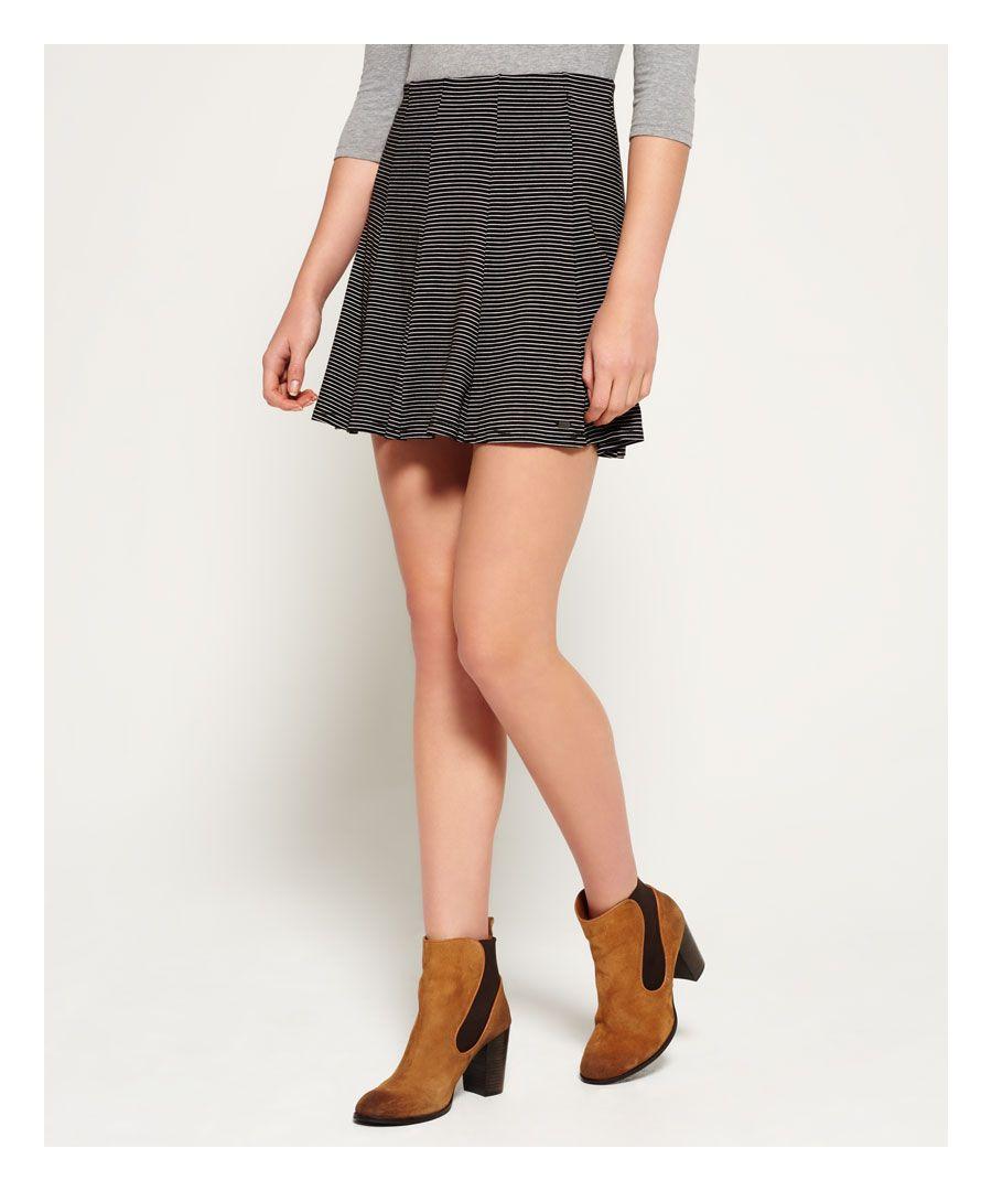 Image for Superdry Asta Skater Skirt