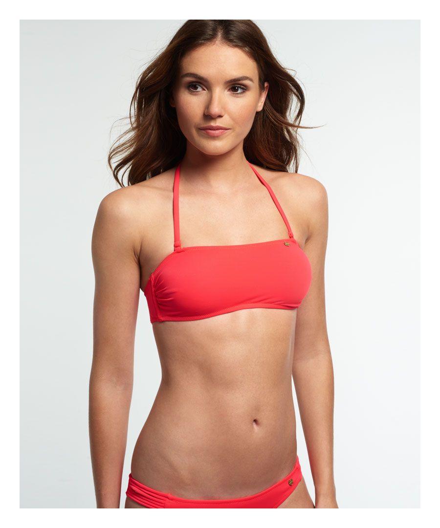 Image for Superdry Santorini Bandeau Bikini Top