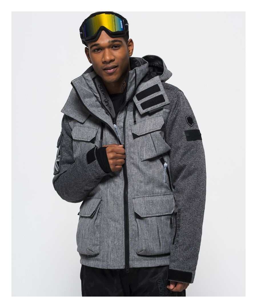 Image for Superdry Ultimate Lux Snow Multi Jacket