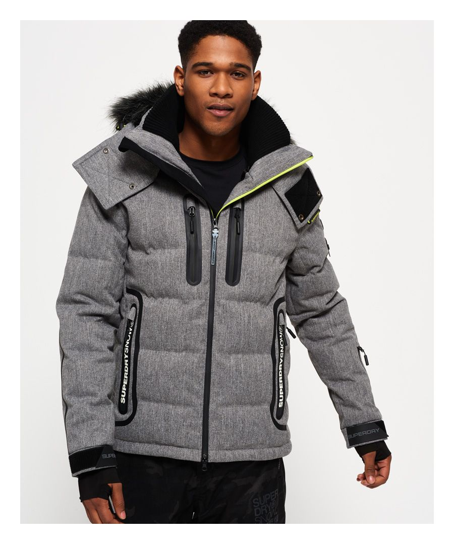 Image for Superdry Deluxe Nordic Snow Puffer Jacket