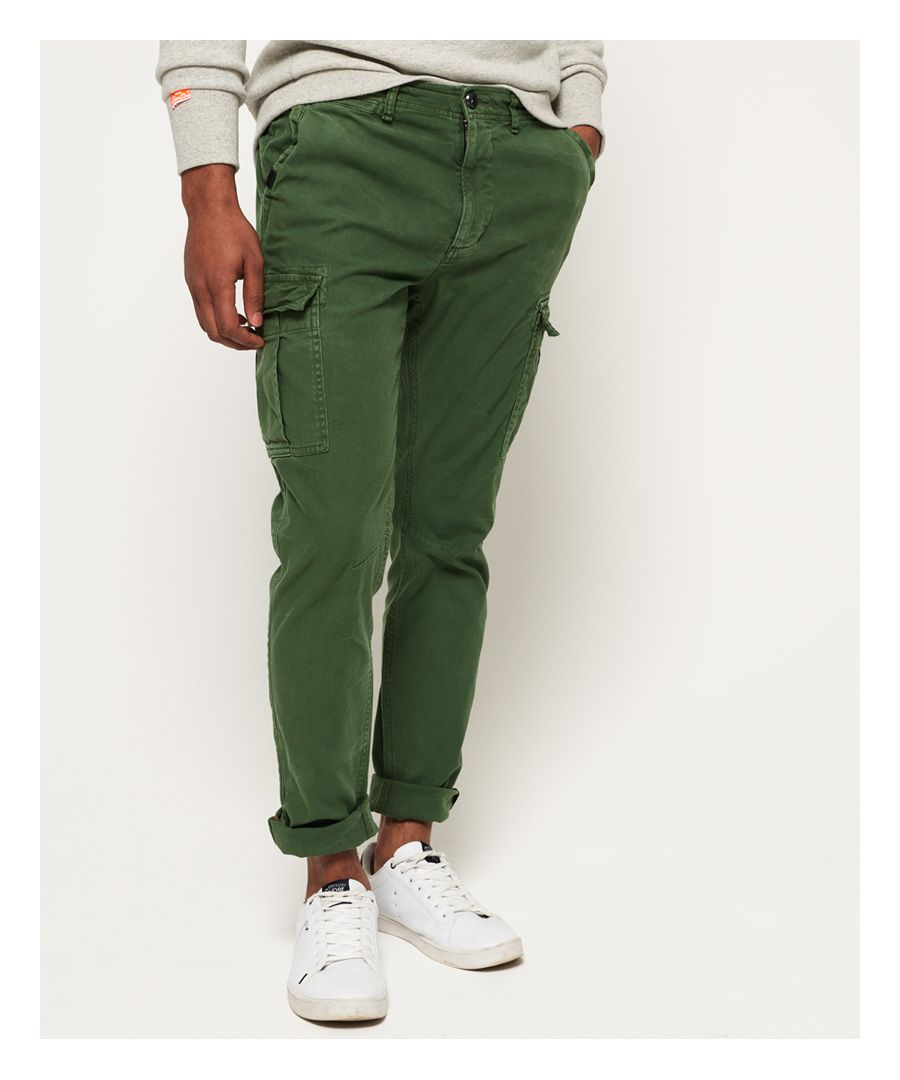 Image for Superdry Surplus Goods Low Rider Cargo Pants