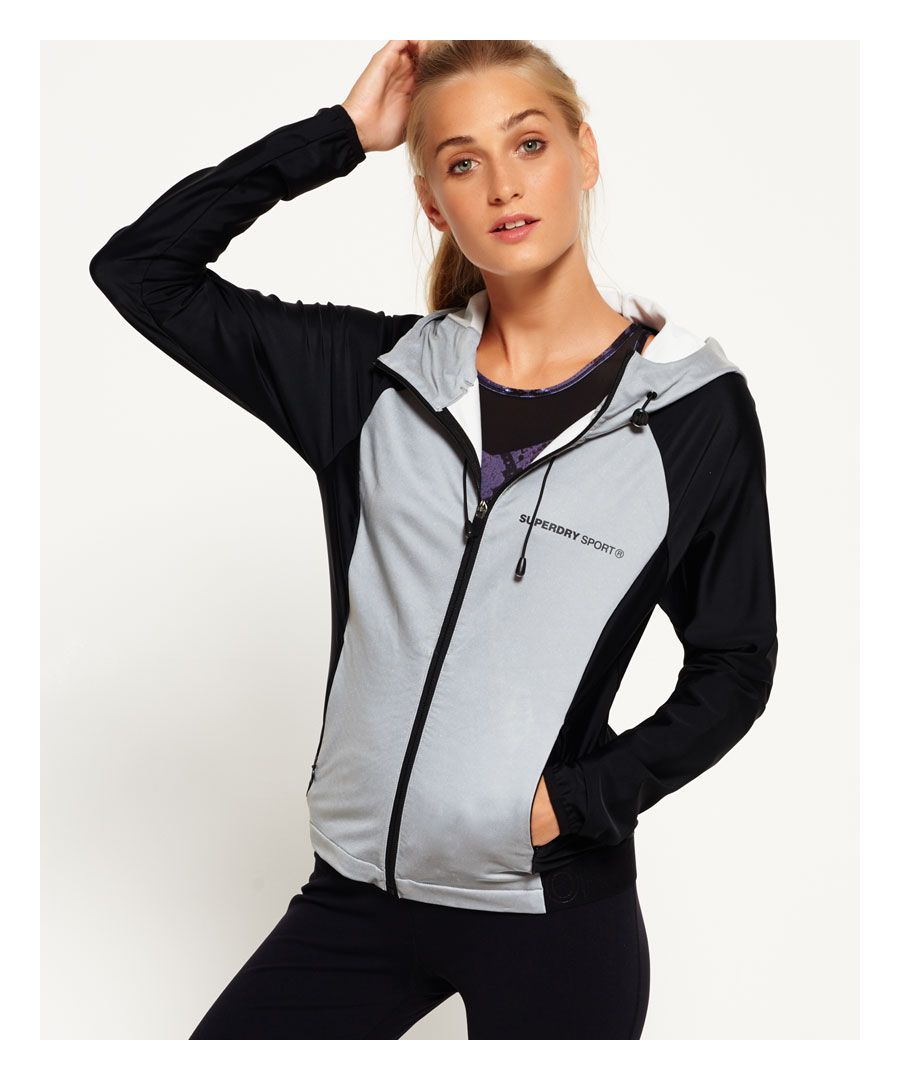 Image for Superdry SD-X Reflective Running Jacket