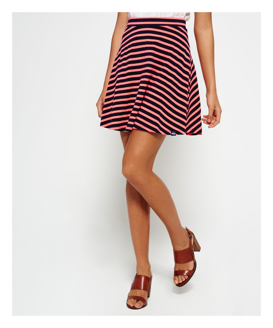 Image for Superdry Harbour Rydell Skirt