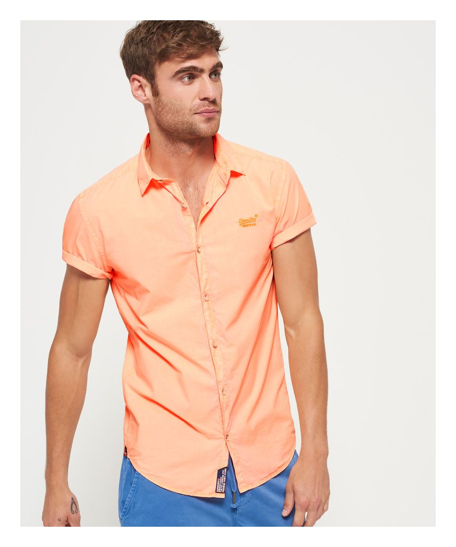 Image for Superdry Beach Side Slim Shirt