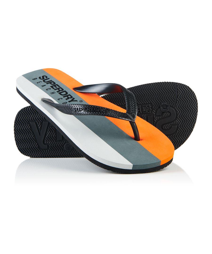 Image for Superdry Sleek Flip Flops