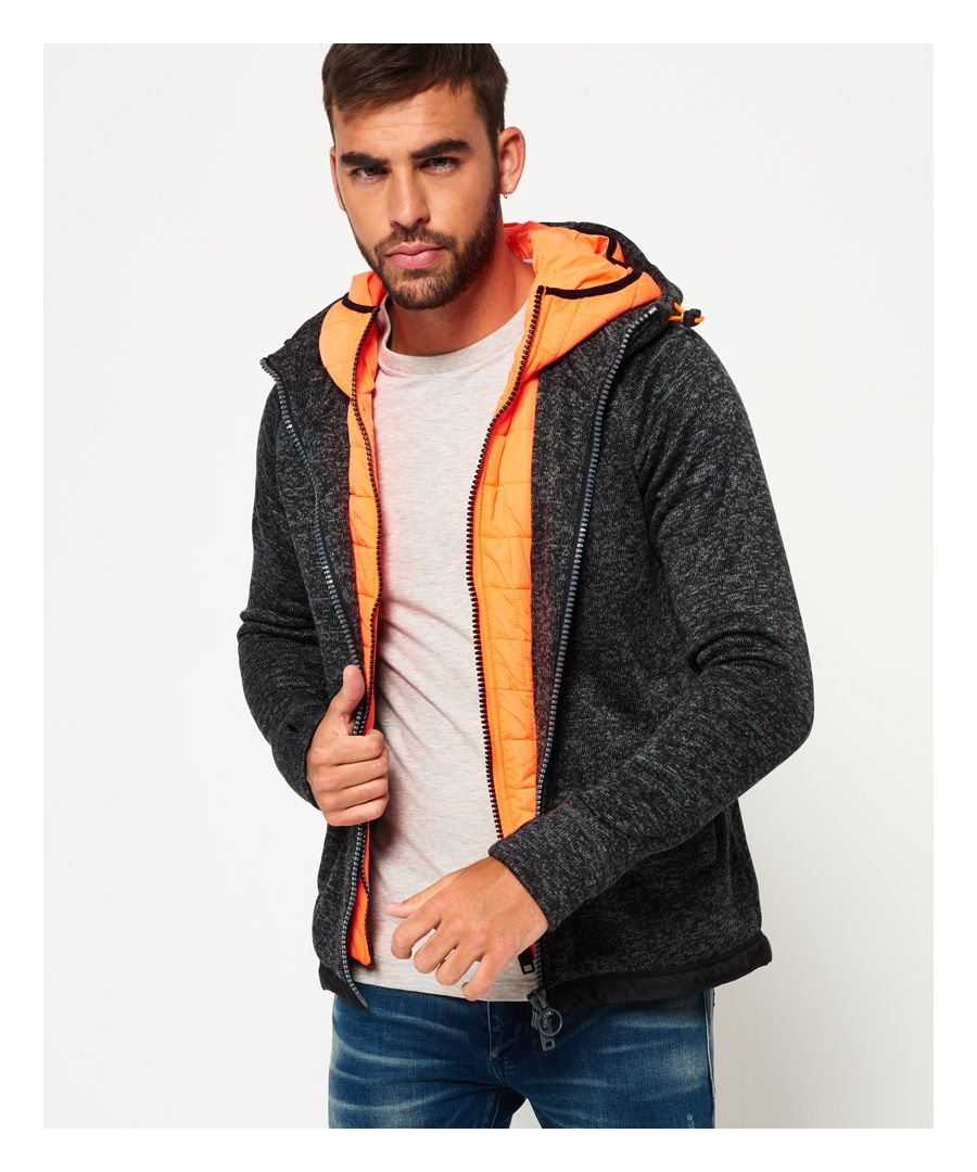 Image for Superdry Storm Blizzard Zip Hoodie