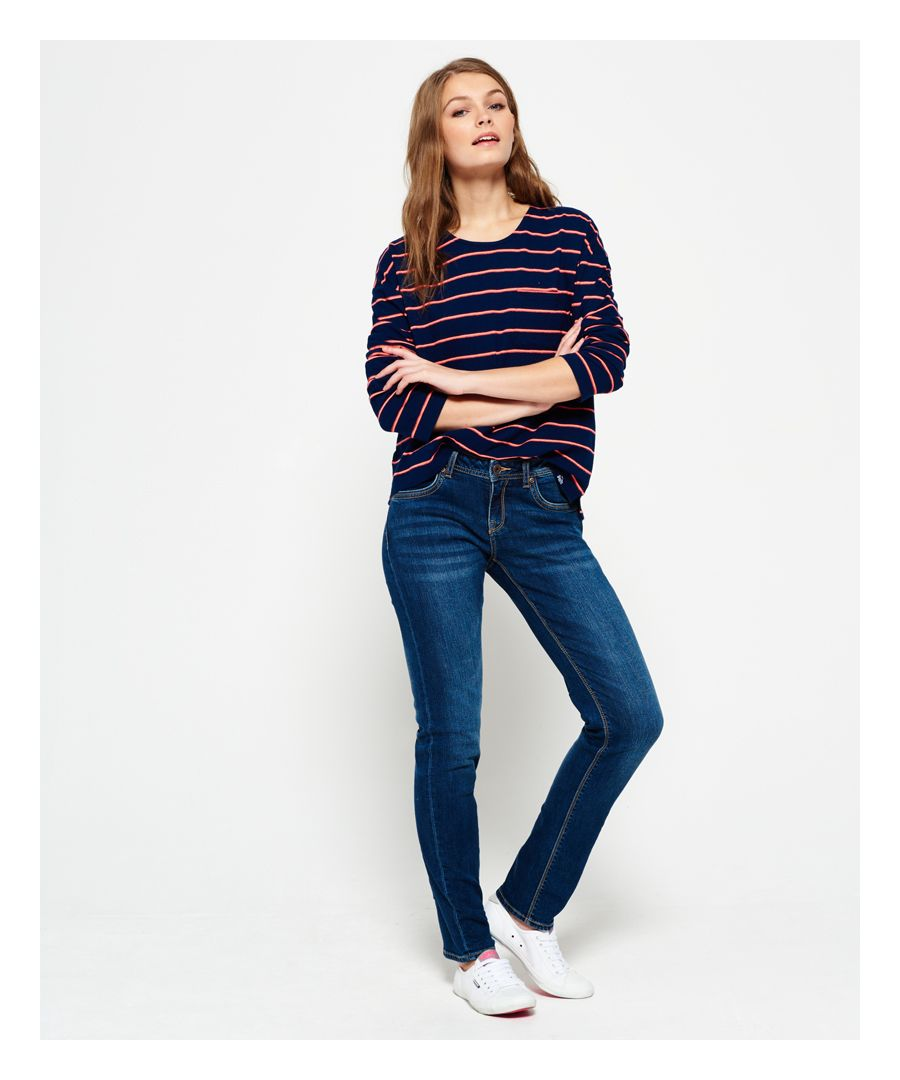 Image for Superdry Imogen Slim Jeans