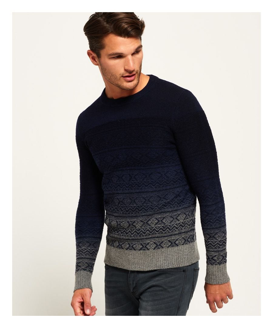Image for Superdry Maribo Crew Jumper