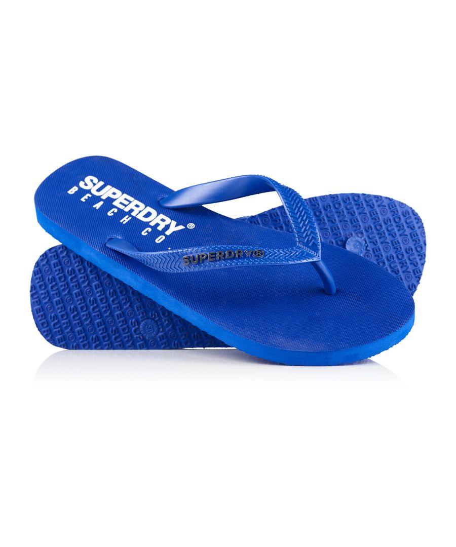 Image for Superdry Beach Co. Flip Flops
