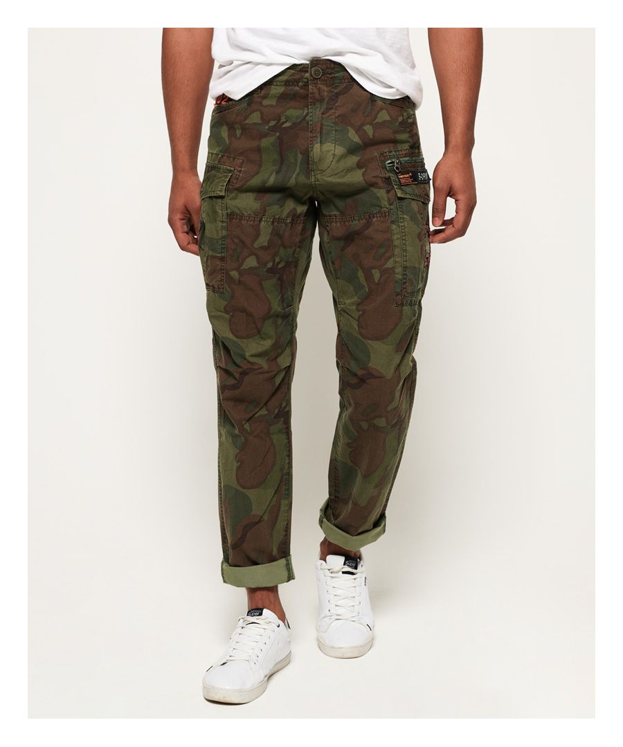 Image for Superdry Ripstop Parachute Pants
