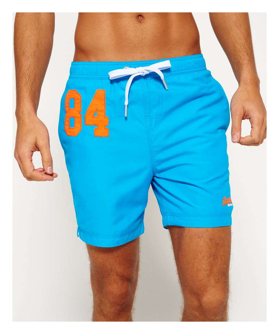 Image for Superdry Premium Water Polo Shorts
