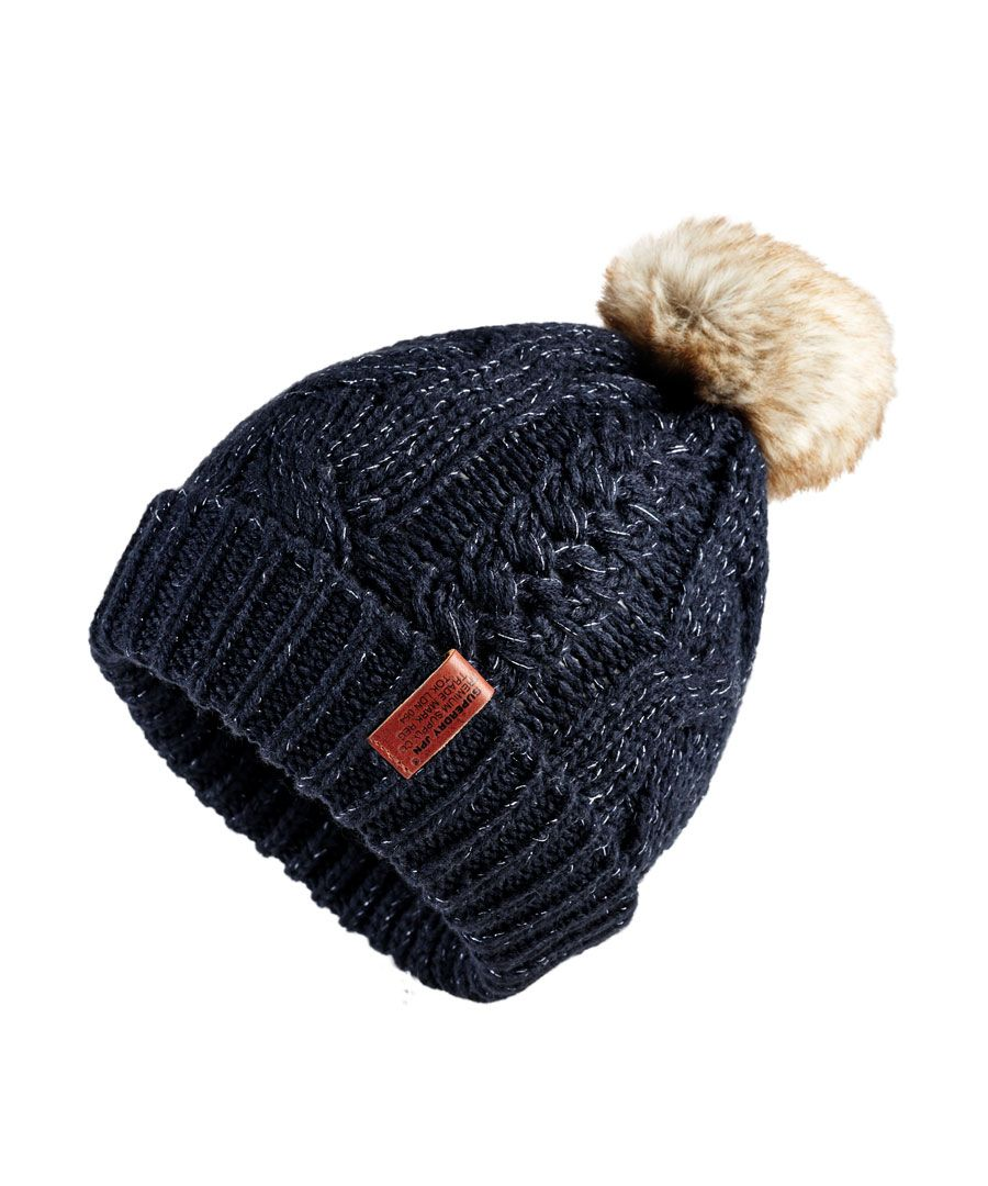 Image for Superdry North Cable Beanie