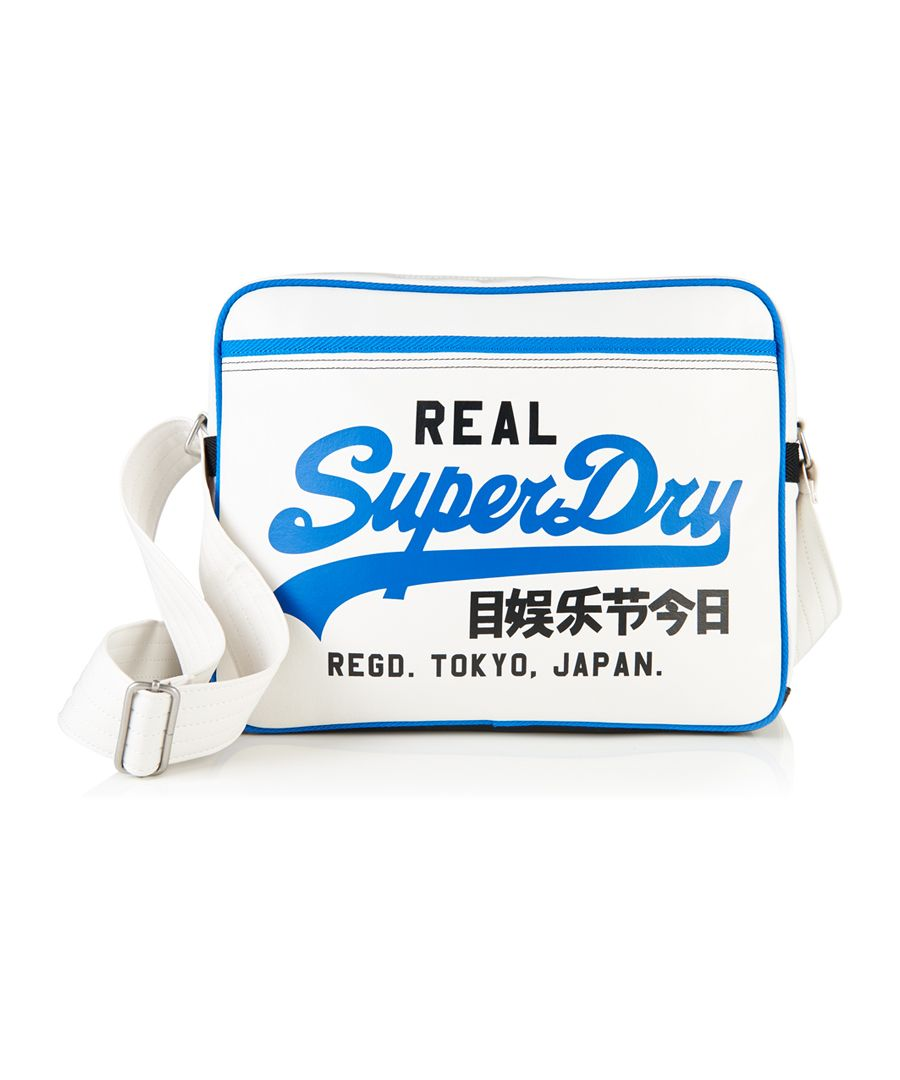 Image for Superdry Mashed Up Alumni Bag