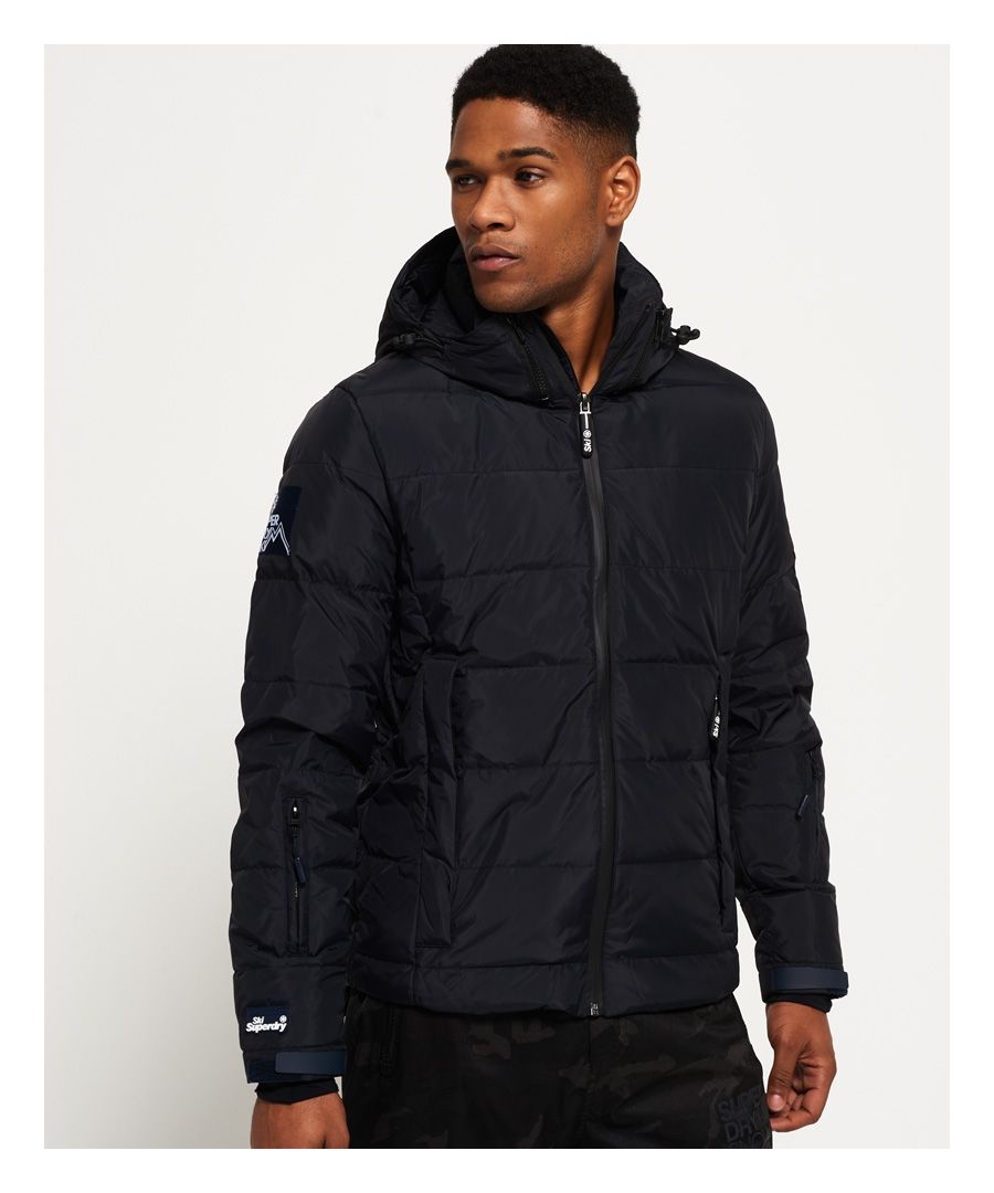 Image for Superdry Ski Command Utility Down Jacket