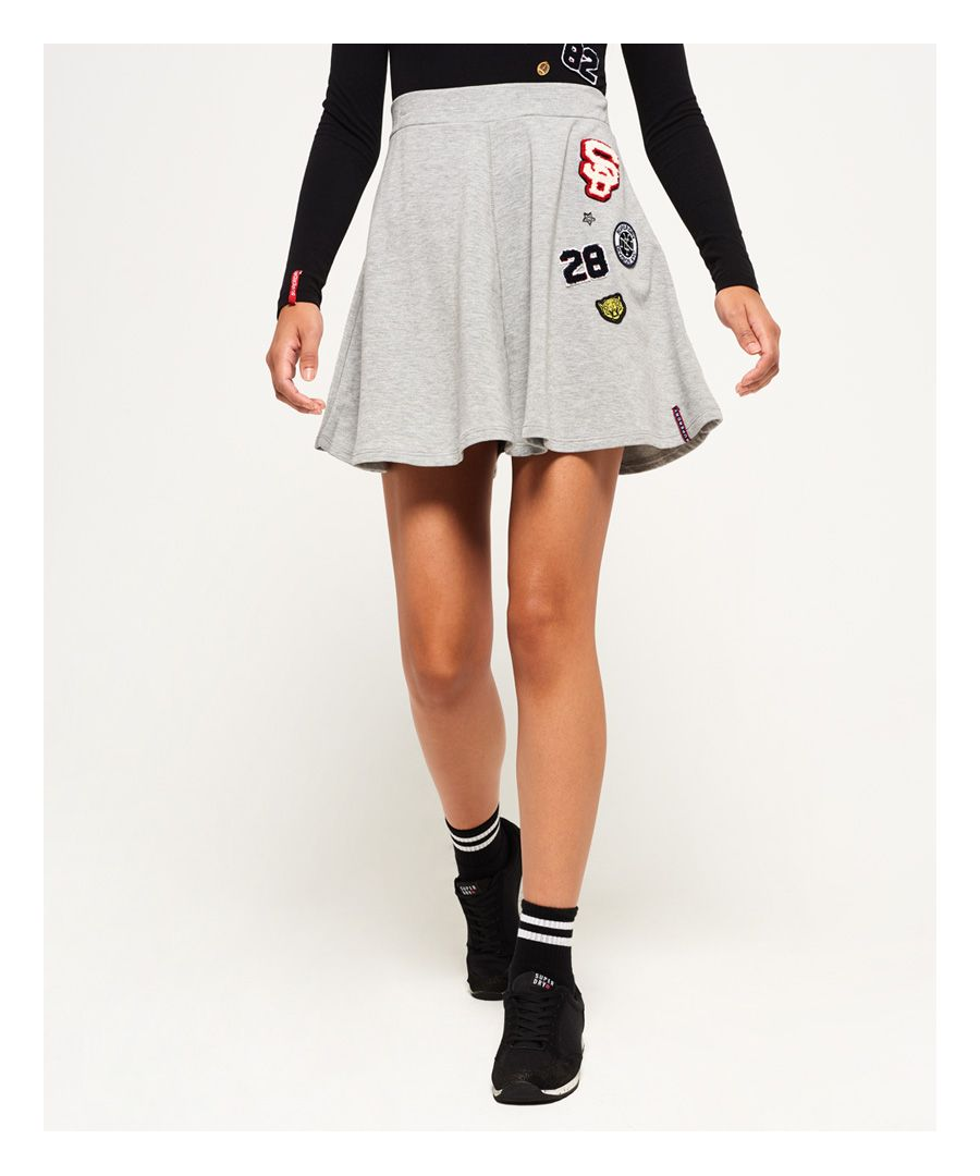 Image for Superdry Karen Skater Skirt