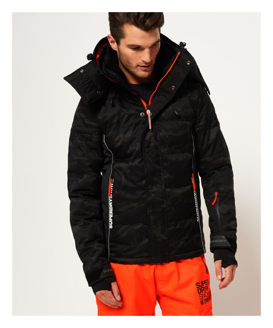 Image for Superdry Snow Puffer Ski Jacket