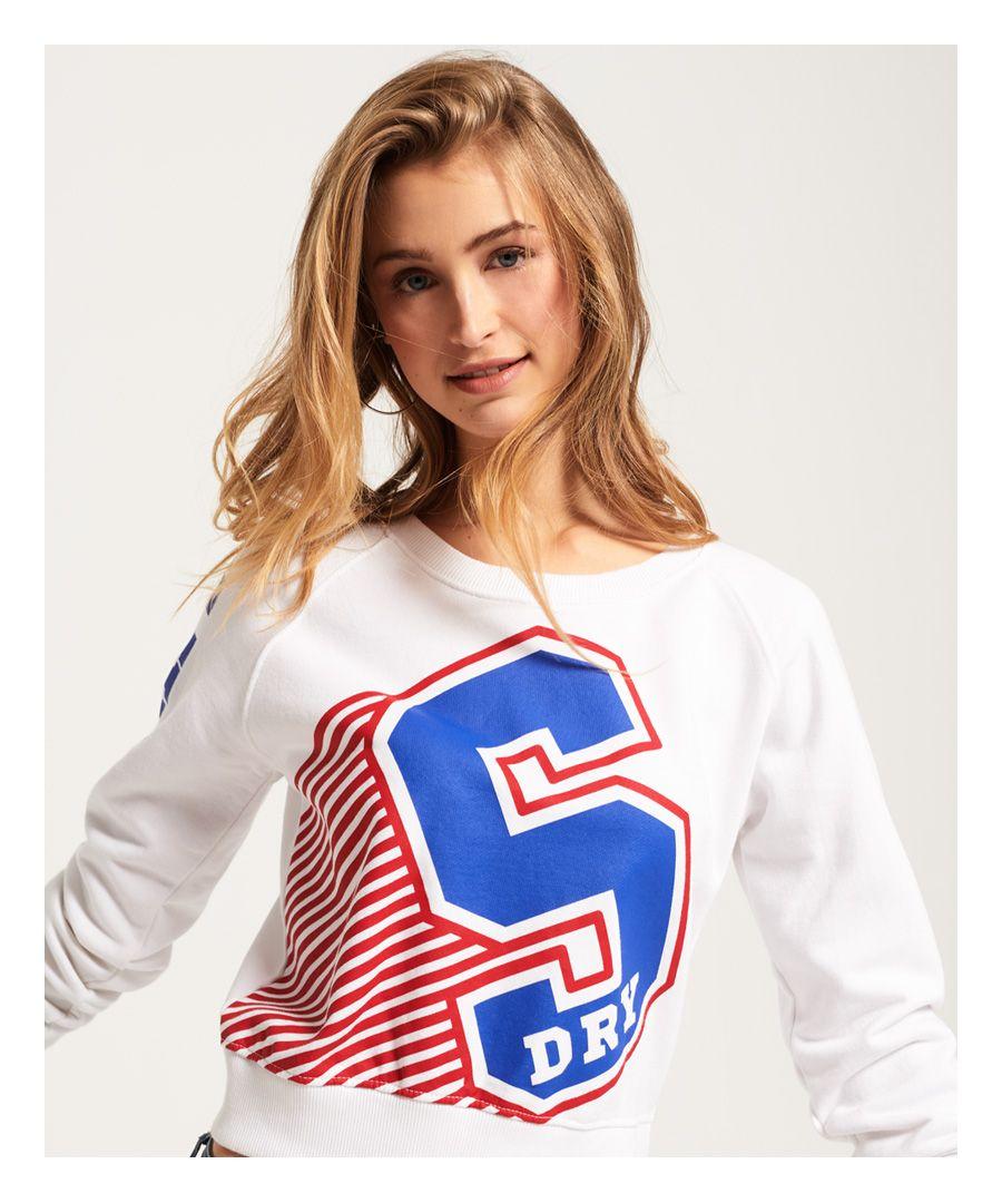 Image for Superdry Big S Crew Neck Sweatshirt