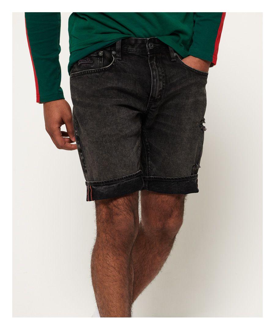 Image for Superdry Officer Slim Shorts