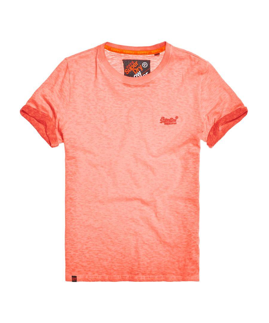 Image for Superdry Orange Label Low Roller T-Shirt