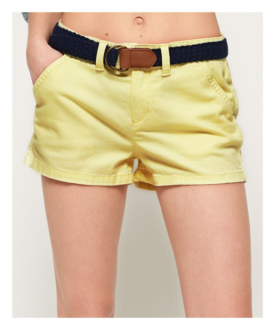 Image for Superdry International hot shorts