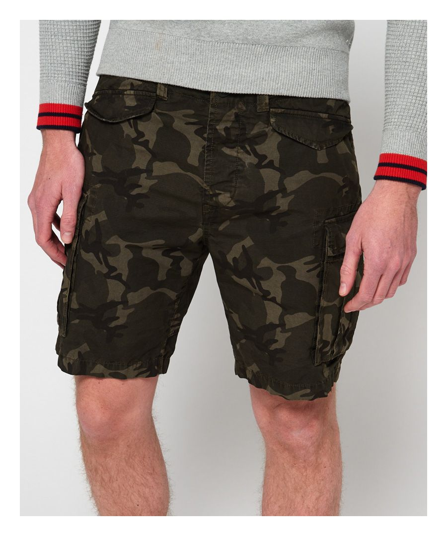 Image for Superdry Core Lite Ripstop Cargo Shorts