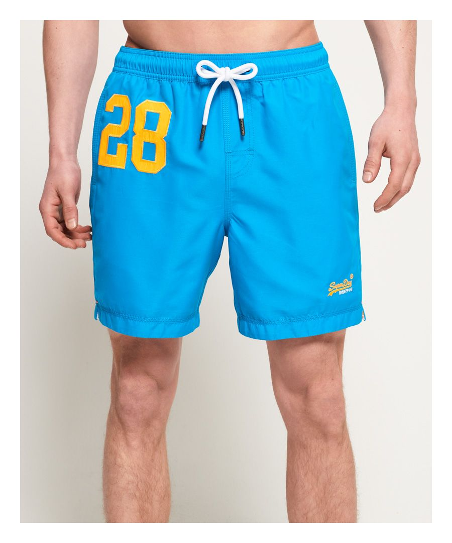 Image for Superdry Waterpolo Swim Shorts
