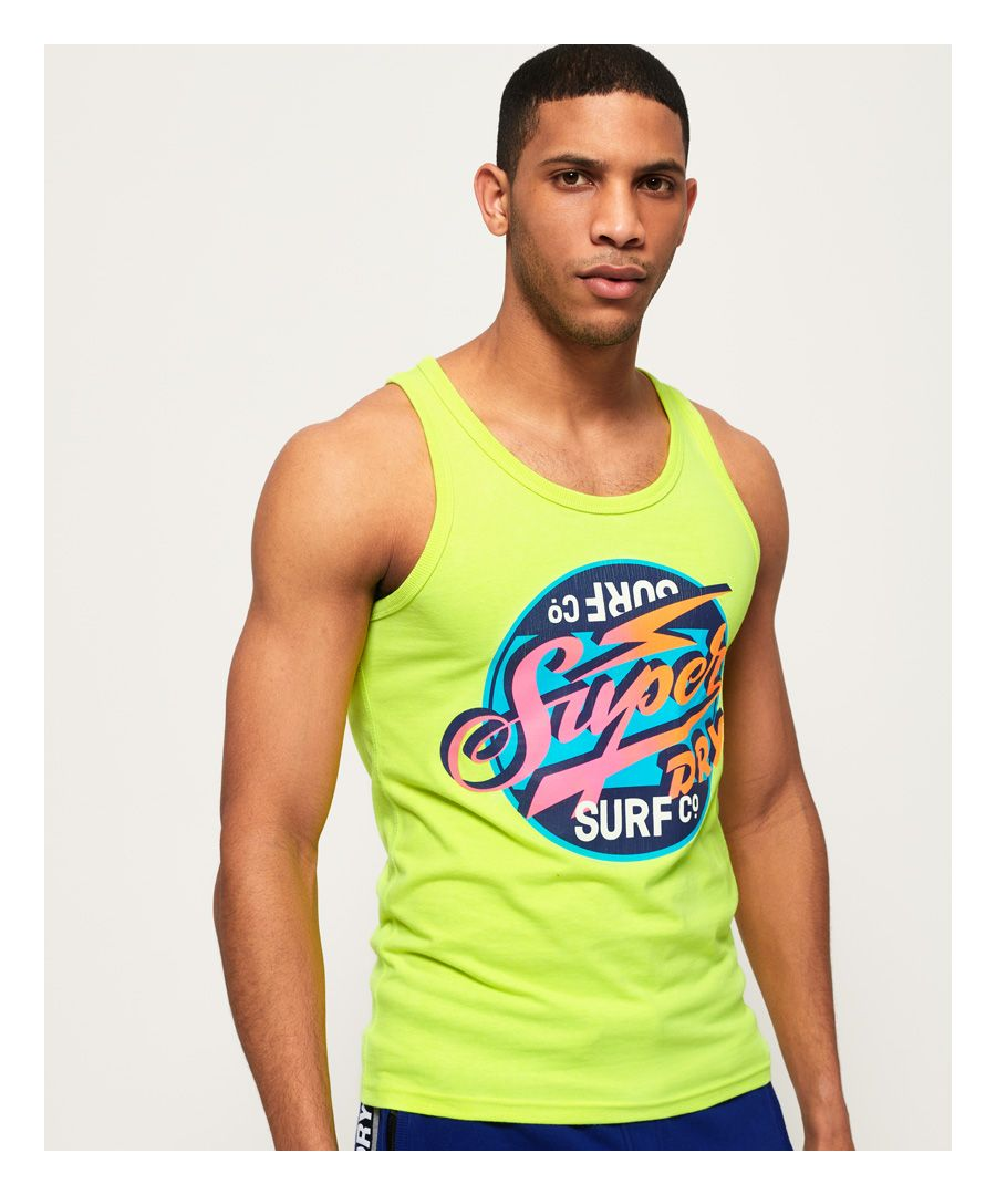 Image for Superdry Reworked Classic Surf Vest Top