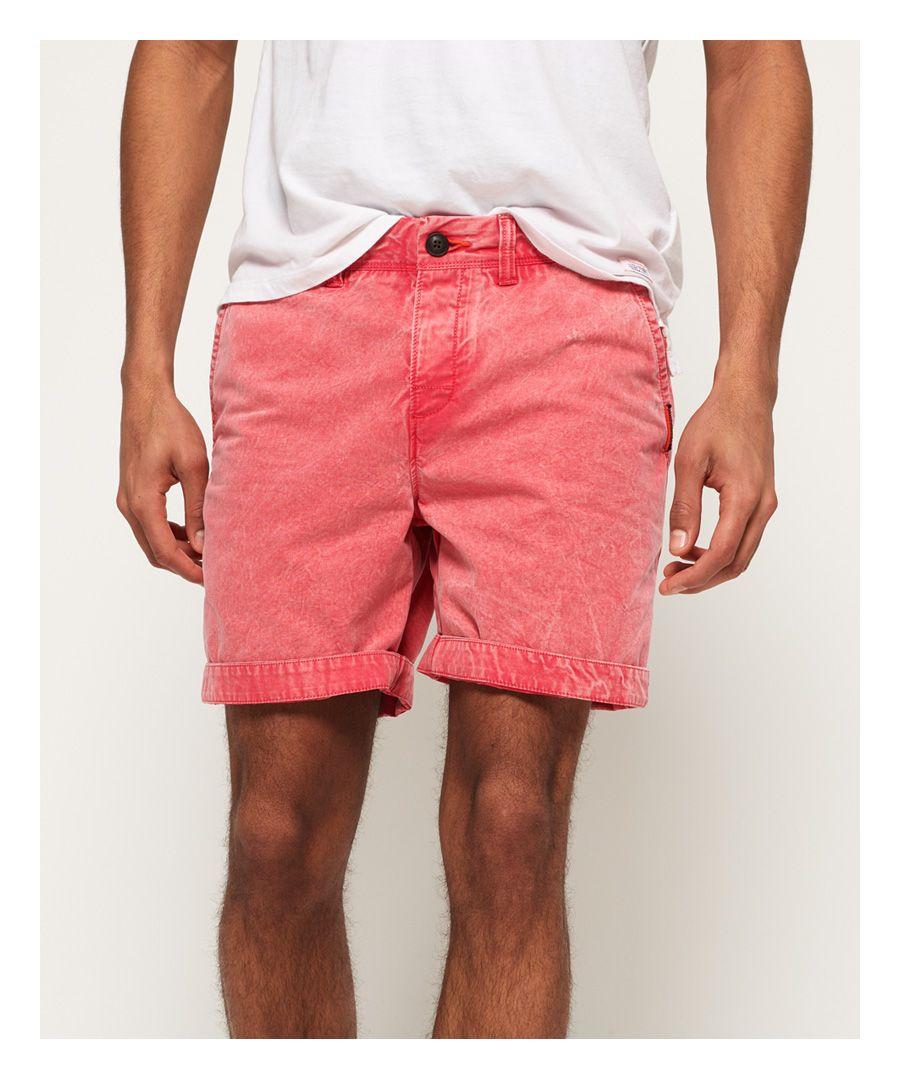 Image for Superdry Nue Wave Wash Shorts