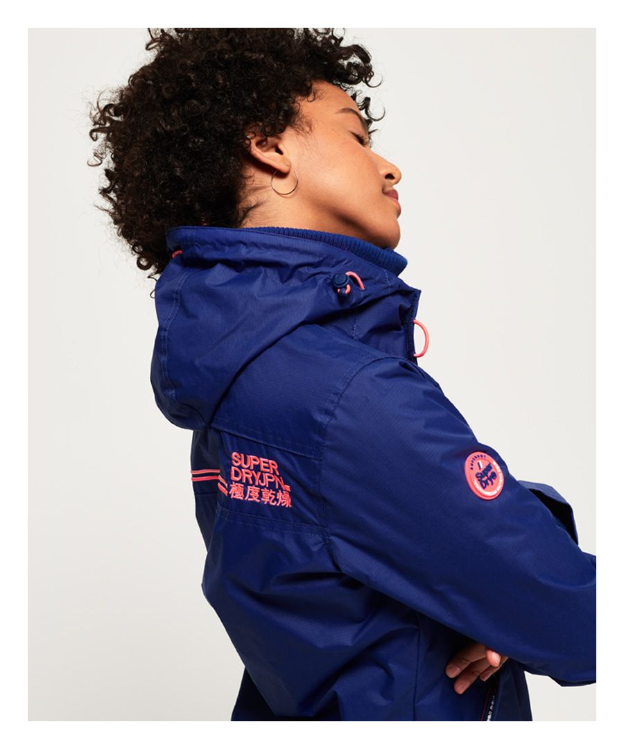 Image for Superdry Arctic Hooded Pop Zip SD-Windcheater