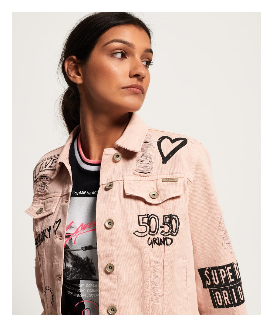 Image for Superdry Girlfriend Jacket