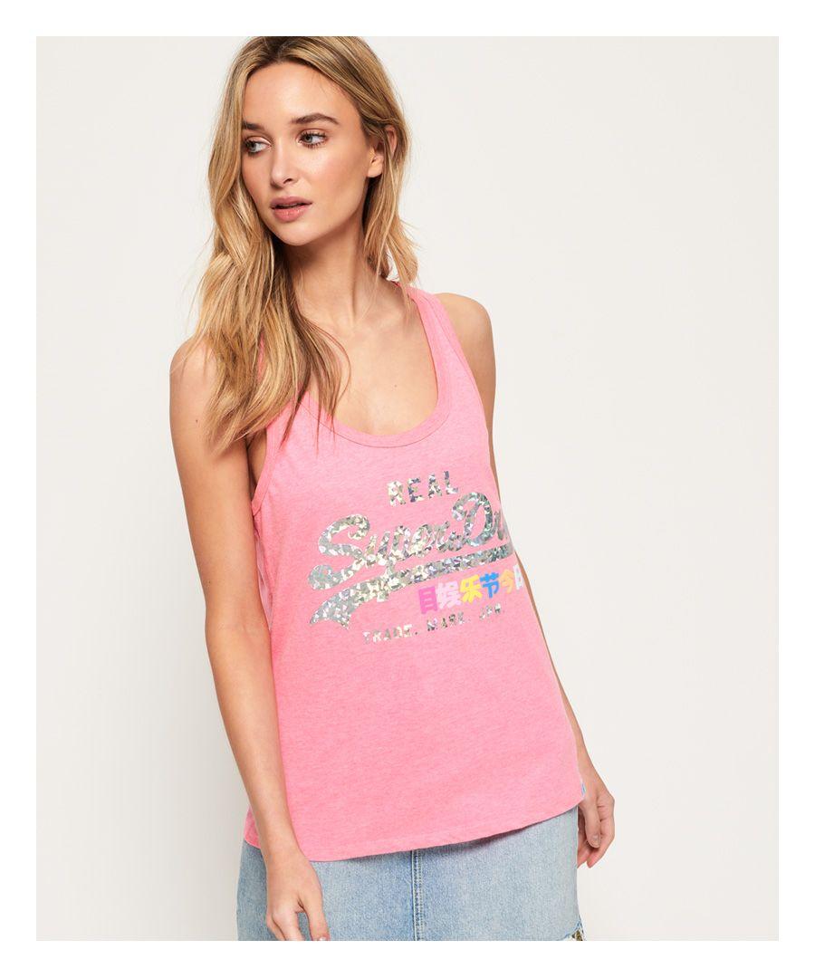 Image for Superdry Premium Goods Vest Top
