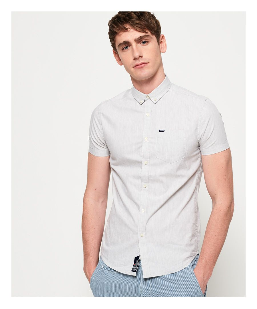 Image for Superdry Ultimate Pinpoint Oxford Shirt