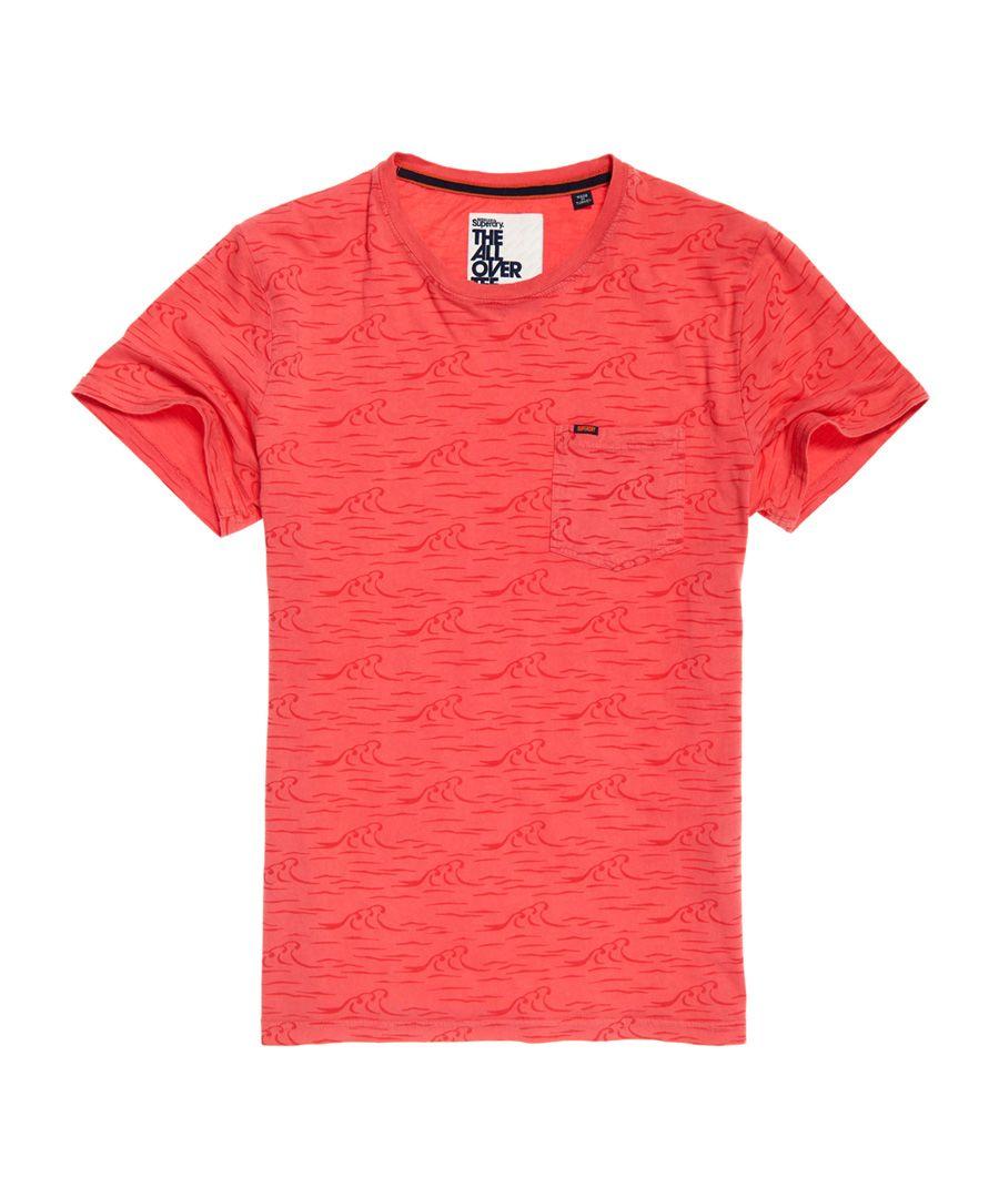 Image for Superdry Whistler All Over Print Lite T-Shirt