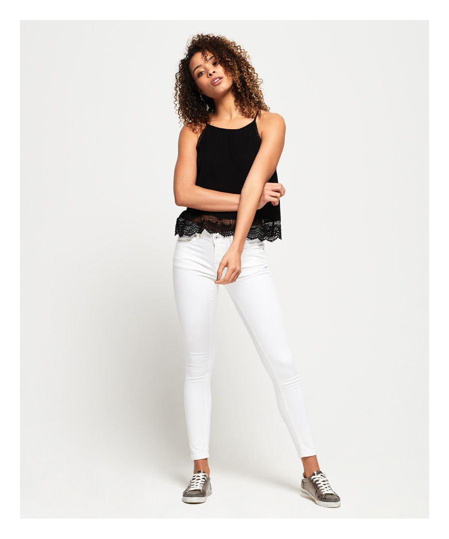 Image for Superdry Cassie Skinny Jeans