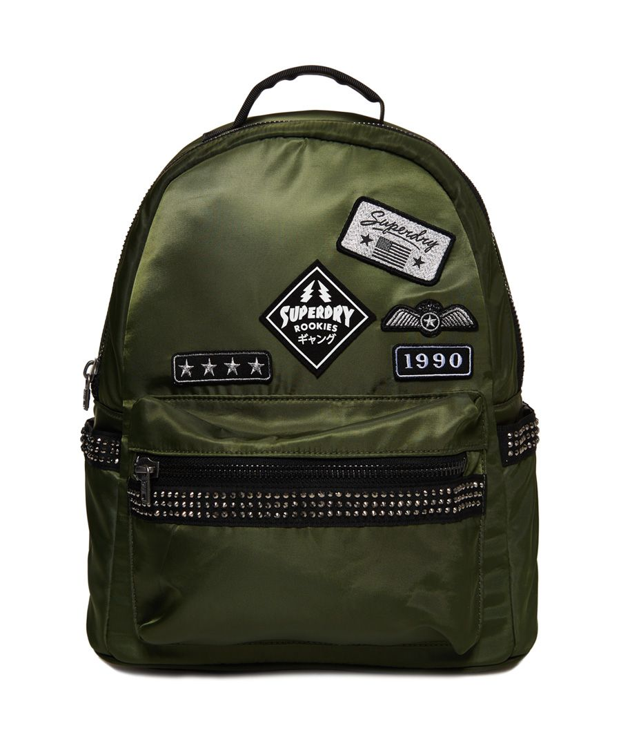 Image for Superdry Midi Patched Backpack